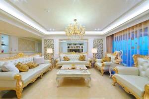 150平米欧式风格四室两厅室内装修效果图