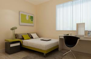 80平米现代风格小户型室内装修效果图鉴赏