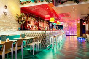 230平米东南亚风格酒吧装修效果图赏析