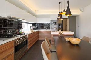 120平米现代风格loft室内装修效果图赏析