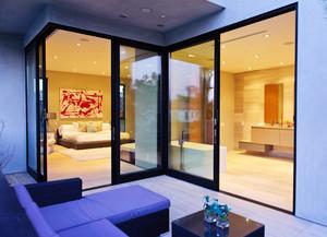现代简约风格二层别墅室内装修效果图赏析