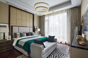 现代风格三室两厅室内装修效果图鉴赏