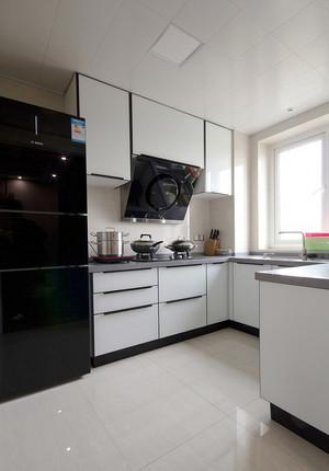 75平米现代风格小户型室内装修效果图赏析