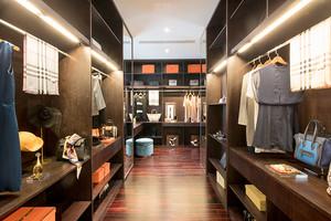 120平米现代风格室内装修效果图鉴赏