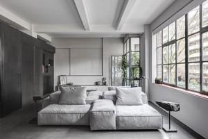 90平米现代风格室内整体装修效果图鉴赏