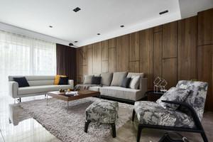 60平米现代风格小户型室内装修效果图赏析
