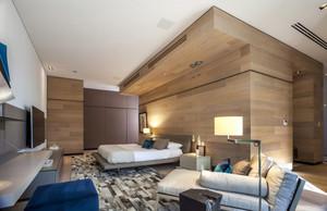 现代简约风格奢华别墅室内整体装修效果图赏析