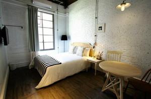 20平米北欧风格卧室窗帘设计效果图赏析