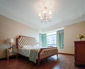 27平米现代风格卧室吊顶装修效果图鉴赏