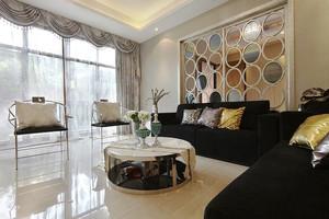 160平米新古典主义风格复式楼室内装修效果图
