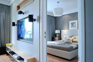 65平米宜家风格一居室小户型装修效果图