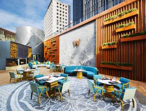 310平米现代简约风格餐厅装修效果图赏析