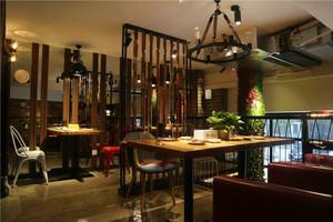 190平米后现代风格餐厅装修效果图赏析