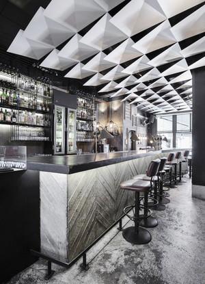 267平米现代风格酒吧装修效果图鉴赏