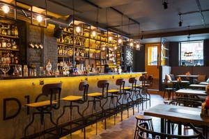 172平米现代工业风格酒吧装修效果图鉴赏