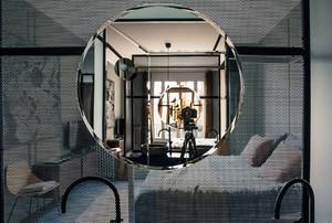 76平米北欧风格小户型室内装修效果图赏析