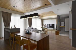 现代风格两居室餐厅吊灯设计效果图赏析