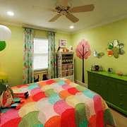 法式田园风格室内儿童房间装修效果图
