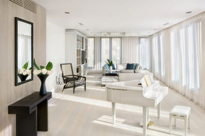 现代简约风格单身公寓室内装修效果图赏析