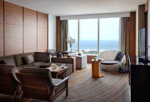 69平米现代风格小户型客厅装修效果图赏析