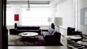 120平米现代loft风格室内装修效果图鉴赏