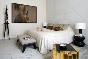 欧式风格三室两厅一卫室内装修效果图赏析
