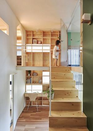 58平米日式风格小户型室内装修效果图赏析