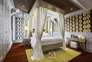 30平米简欧风格卧室衣柜设计效果图赏析