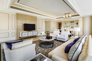 现代简约风格两室两厅室内装修效果图鉴赏