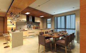 现代简约风格两室两厅室内装修效果图赏析