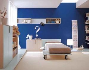 现代简约风格儿童房间装修效果图大全赏析