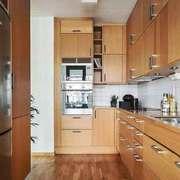 宜家风格一居室室内整体厨房装修效果图