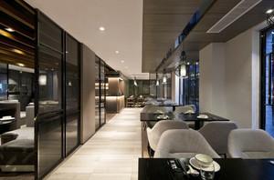 267平米后现代风格餐厅装修效果图鉴赏