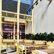 210平米现代简约风格餐厅装修效果图赏析