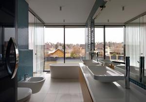 后现代风格小复式楼室内装修效果图赏析