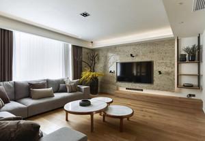 120平米现代简约风格室内装修效果图鉴赏