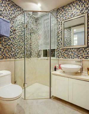 现代简约风格大户型室内卫生间淋浴房装修效果图