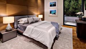 现代简约风格别墅室内整体装修效果图赏析
