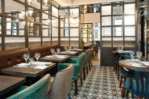 266平米现代风格餐厅装修效果图鉴赏