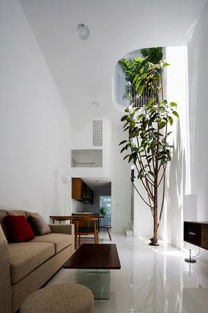 现代简约风格别墅室内装修效果图鉴赏