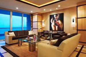 现代风格小户型客厅沙发装修效果图鉴赏