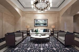 现代风格三居室客厅装修效果图鉴赏