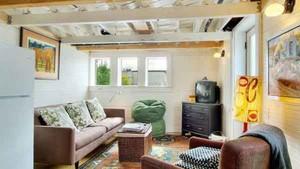 220平米清新美式风格别墅室内装修效果图案例