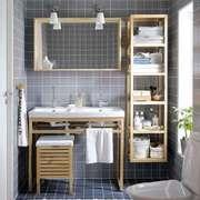 日式简约风格小户型小卫生间装修效果图