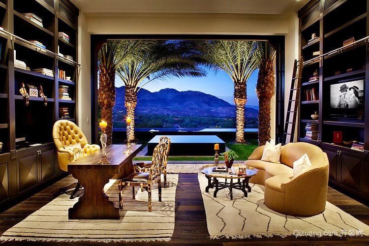 现代风格三居室客厅装修效果图鉴赏图片