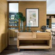 日式风格小户型客厅玄关设计效果图鉴赏