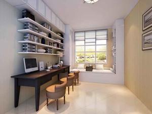 99平米现代简约风格三室两厅室内装修效果图