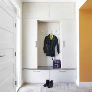 简约风格整洁舒适玄关鞋柜装修效果图大全赏析