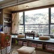 日式风格飘窗设计装修效果图赏析