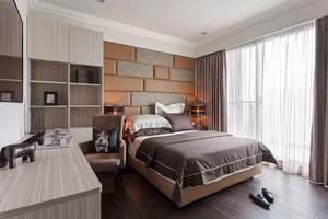 干净整洁现代风格三室一厅装修效果图赏析
